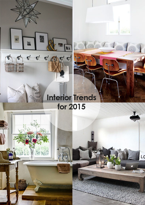 Interior trends for 2015