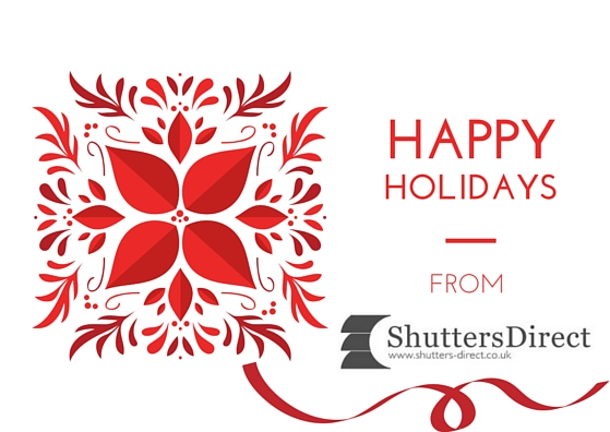 Shutters Direct - Merry Christmas!