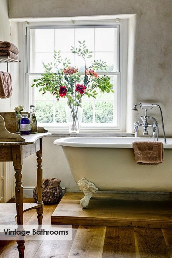 Vintage Bathrooms