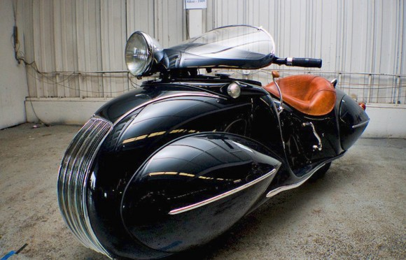 Art Deco Bike